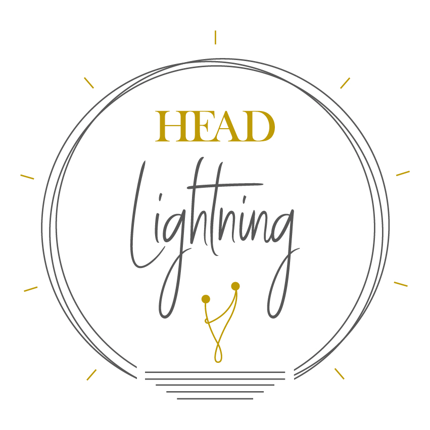 Logo Head Lightning